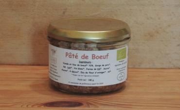 Pâté de Bœuf 5,50€ la verrine
